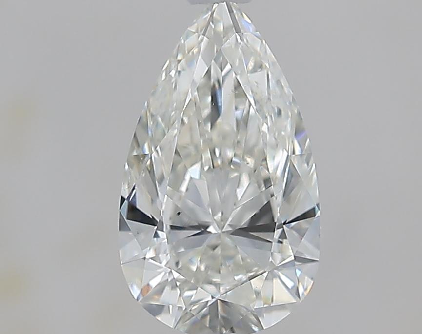 1.00 ct Pear Shape Diamond : H / SI1