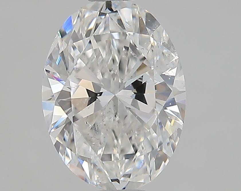 1.60 ct Oval Diamond : E / SI2