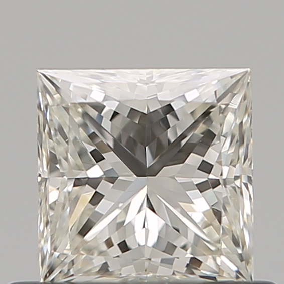 0.50 ct Princess Cut Diamond : J / VS1