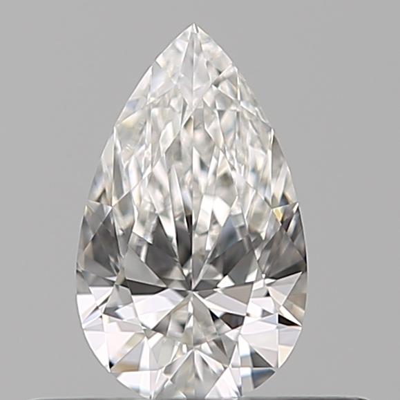 0.31 ct Pear Shape Diamond : F / VVS1