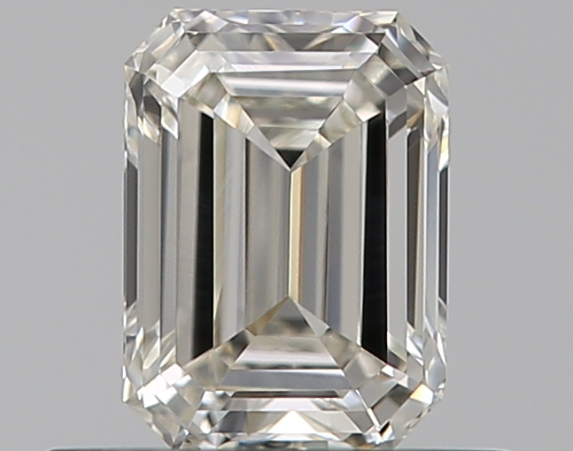 0.48 ct Emerald Cut Diamond : I / VS1