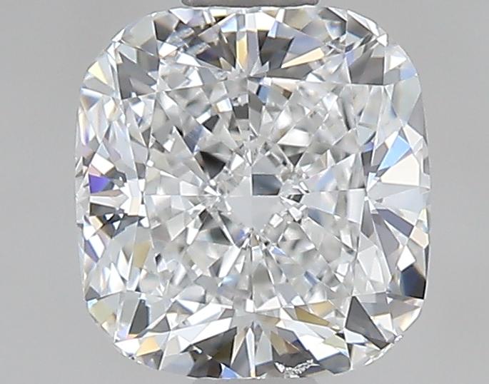 1.00 ct Cushion Cut Diamond : E / SI1