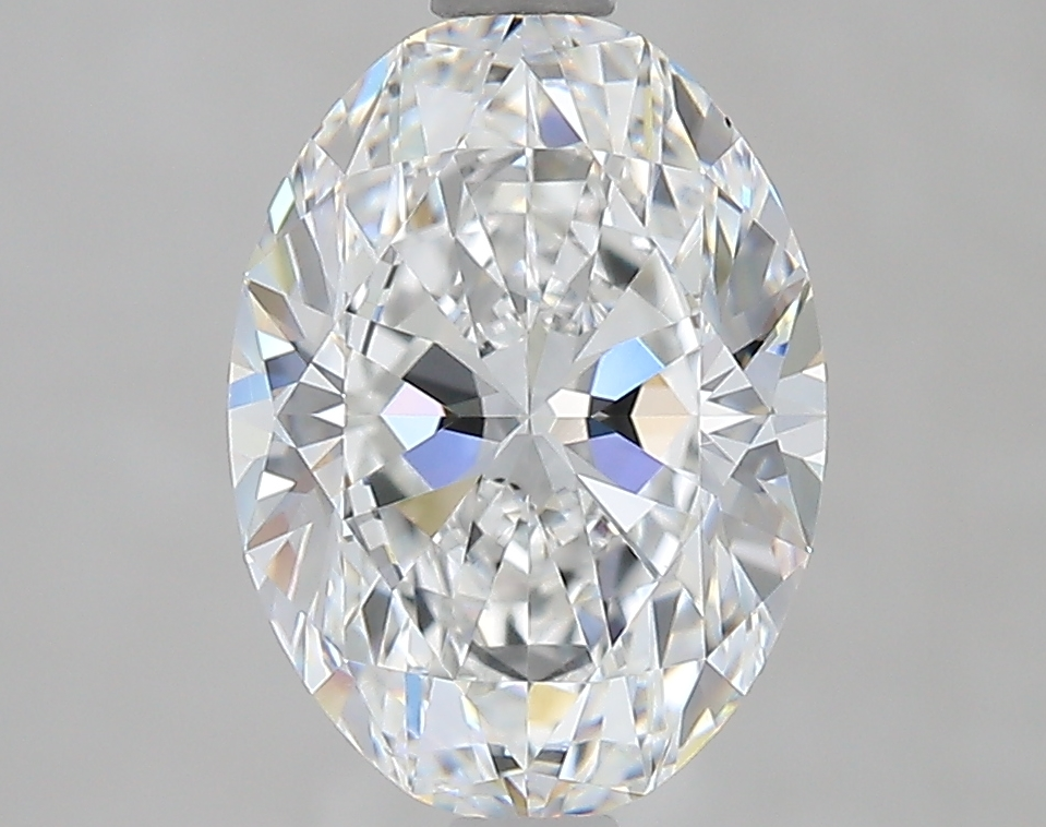 2.01 ct Oval Diamond : F / VS1