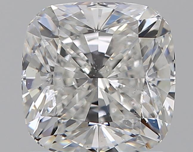 1.21 ct Cushion Cut Diamond : G / SI2