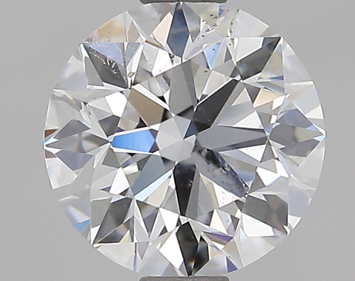 0.96 ct Round Diamond : D / SI1