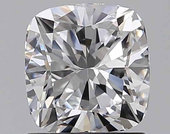 1.01 ct Cushion Cut Diamond : D / VS1