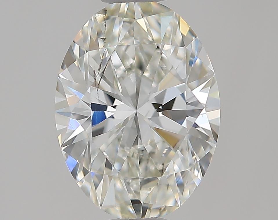 1.20 ct Oval Diamond : H / SI1