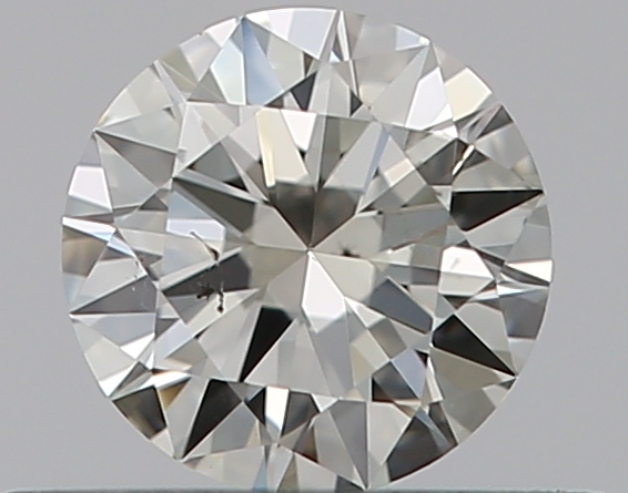 0.30 ct Round Diamond : K / SI1