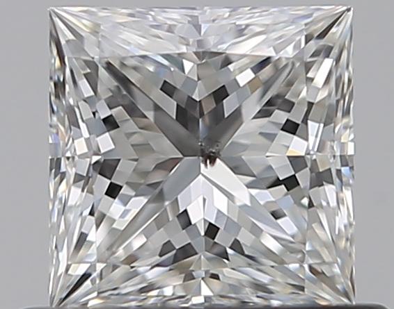0.53 ct Princess Cut Diamond : G / SI2