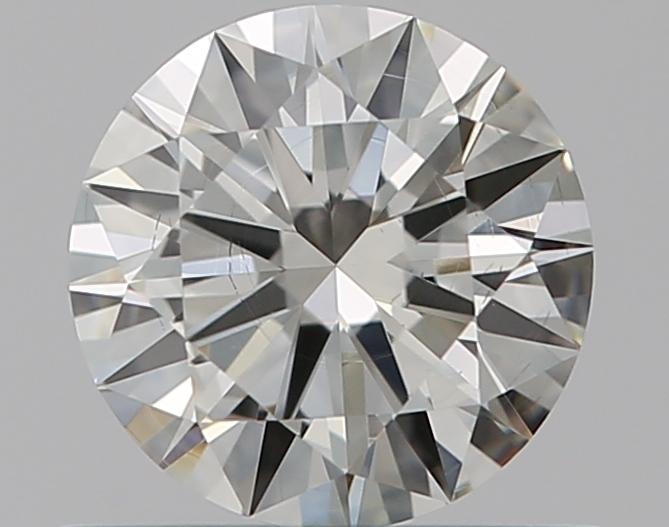 0.50 ct Round Diamond : J / VS2