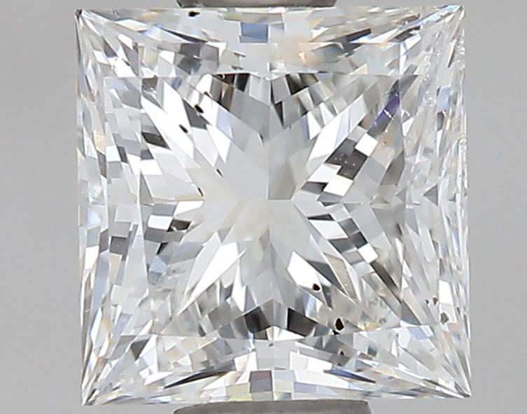 0.52 ct Princess Cut Diamond : H / SI2