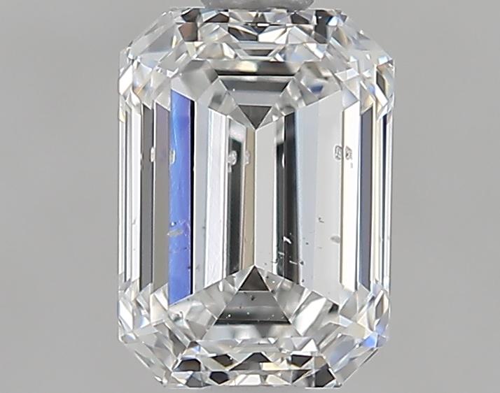 1.00 ct Emerald Cut Diamond : E / SI1