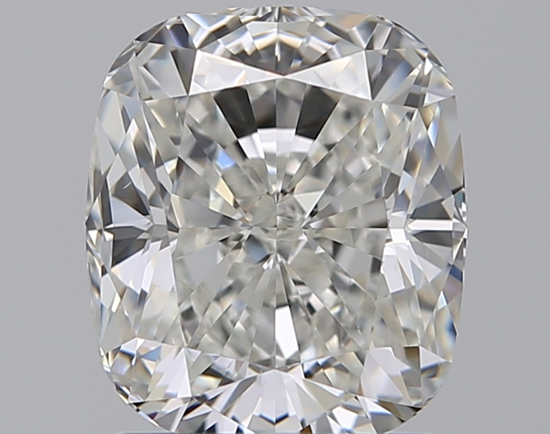 1.71 ct Cushion Cut Diamond : H / VS1