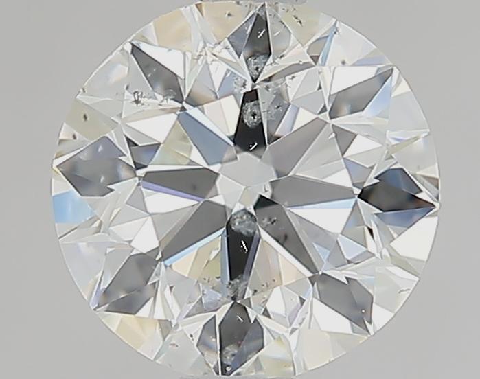 1.00 ct Round Diamond : K / SI2