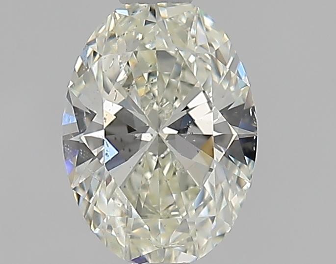 1.01 ct Oval Diamond : K / SI1