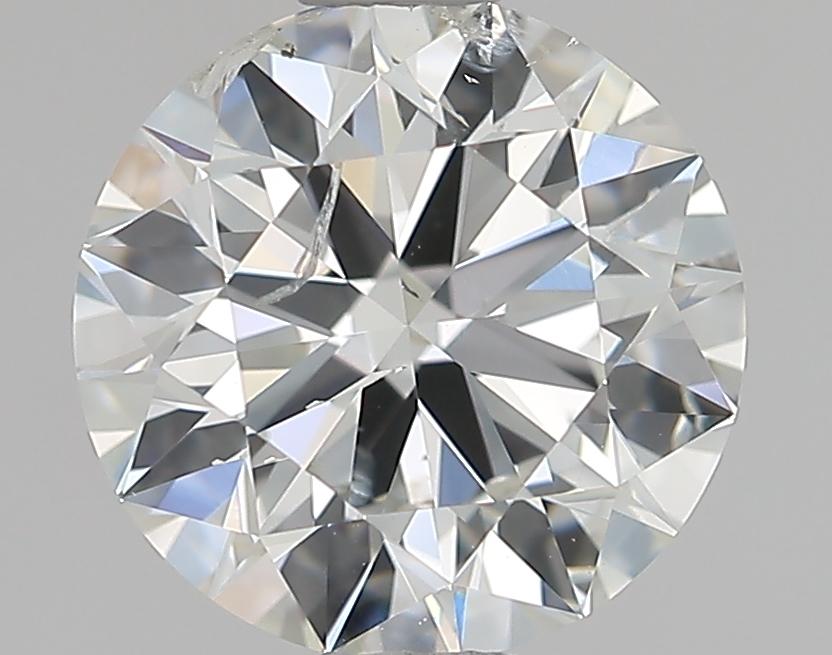 1.20 ct Round Diamond : J / SI2