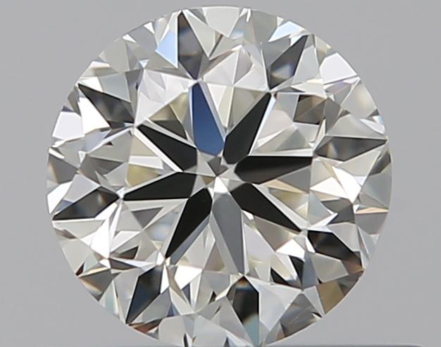 0.40 ct Round Diamond : K / VS2