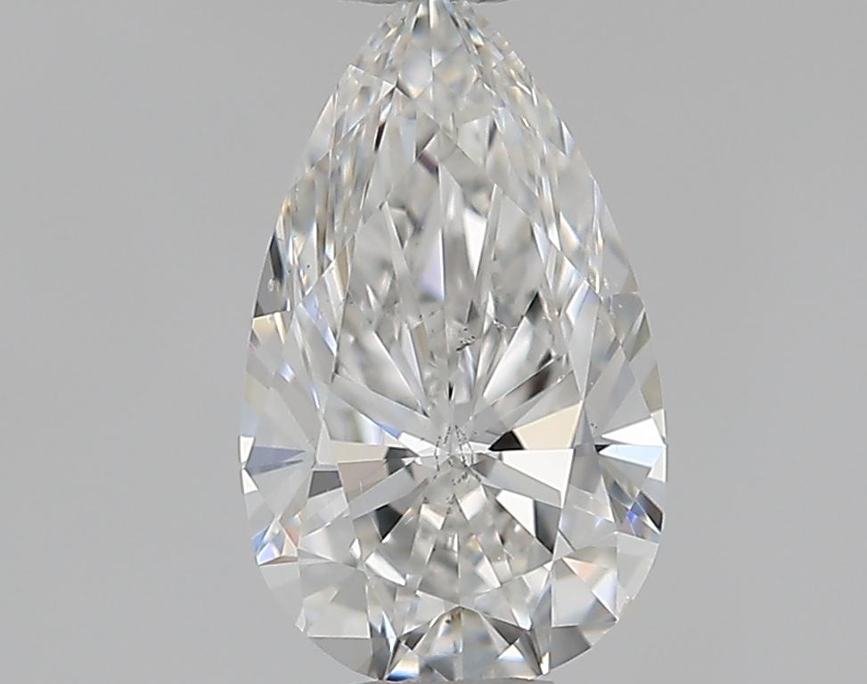 0.60 ct Pear Shape Diamond : F / SI1