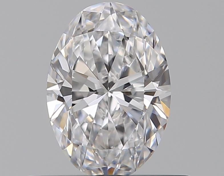 0.40 ct Oval Diamond : D / VVS2