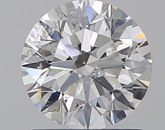 1.00 ct Round Diamond : F / I1