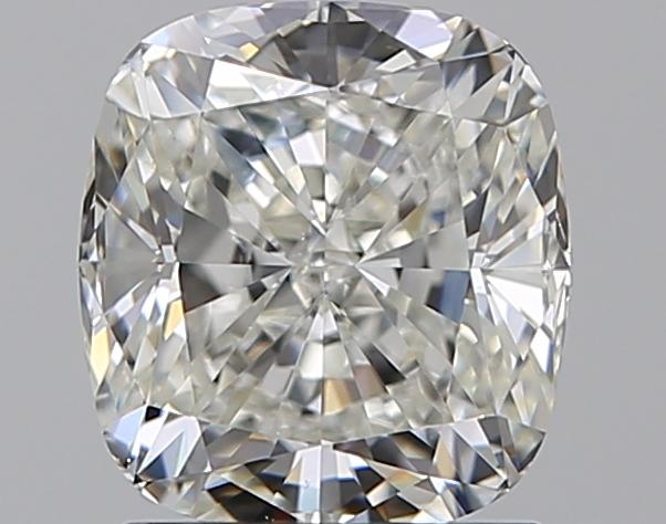 1.50 ct Cushion Cut Diamond : I / VS2