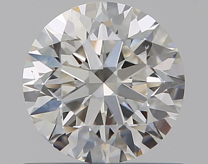 0.59 ct Round Diamond : I / VS2