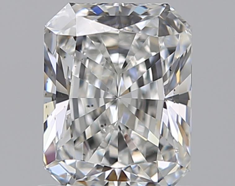 1.00 ct Radiant Diamond : G / VS2