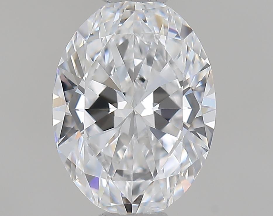 0.70 ct Oval Diamond : D / VS2