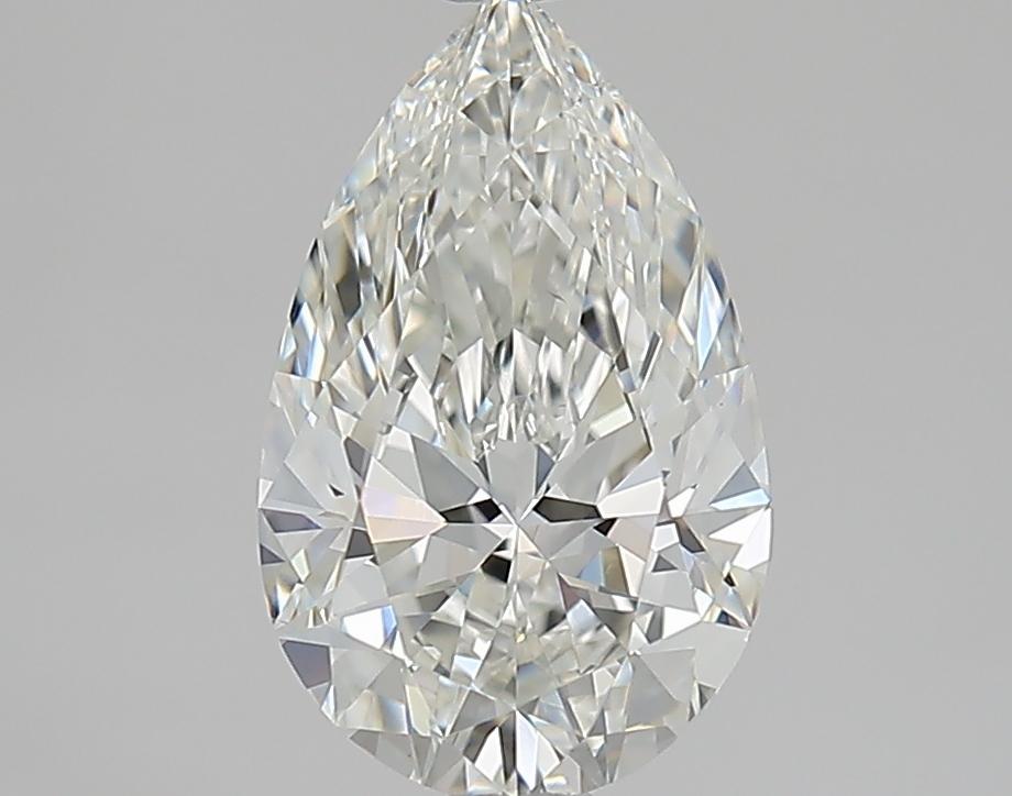 1.81 ct Pear Shape Diamond : H / SI1
