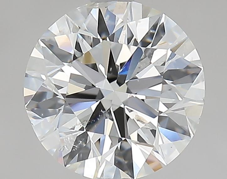 2.01 ct Round Diamond : G / SI2