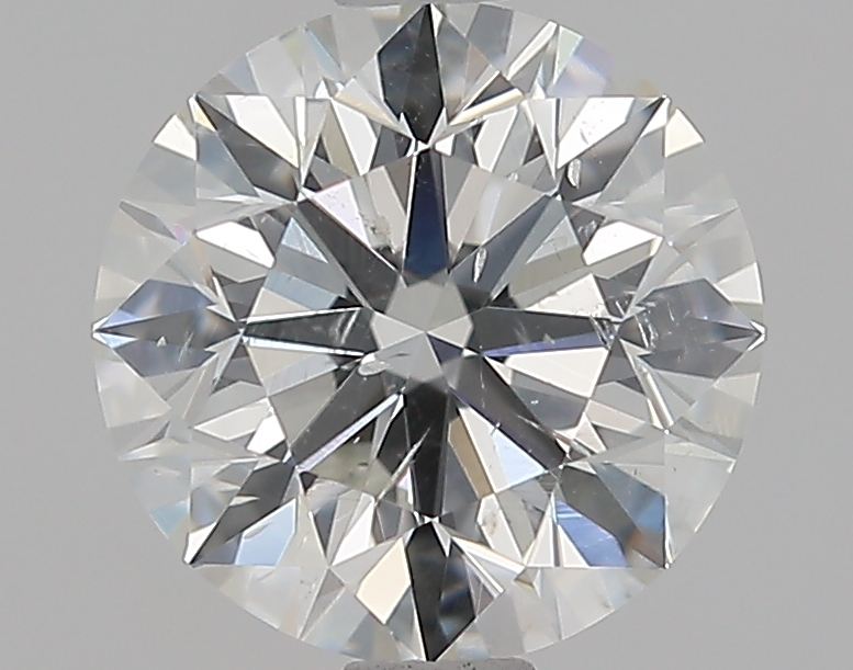 1.51 ct Round Diamond : H / SI2