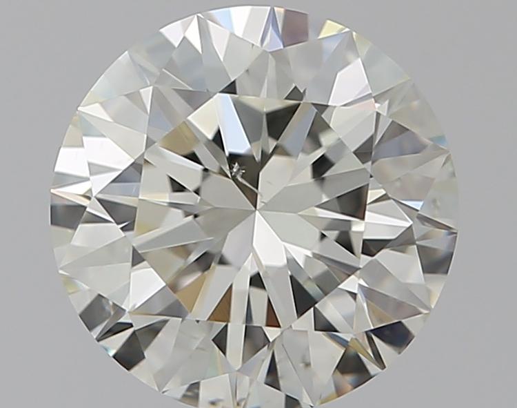 1.40 ct Round Diamond : K / SI1