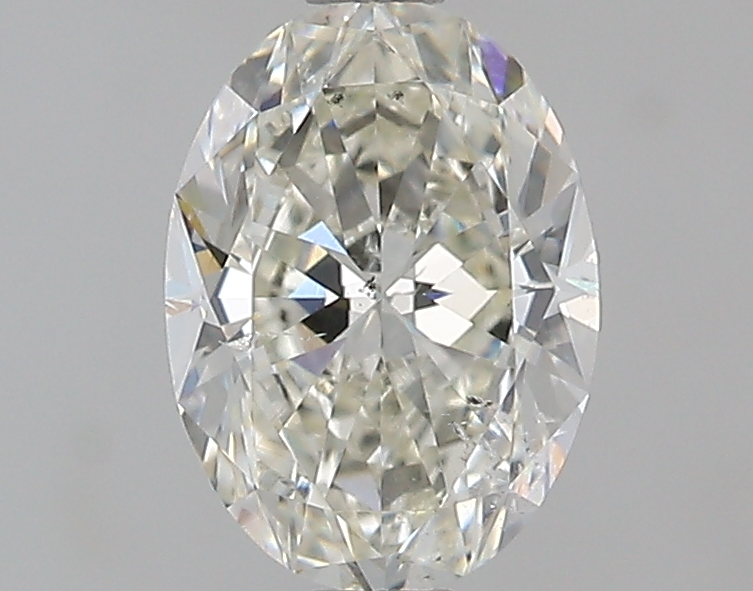 1.21 ct Oval Diamond : J / SI2