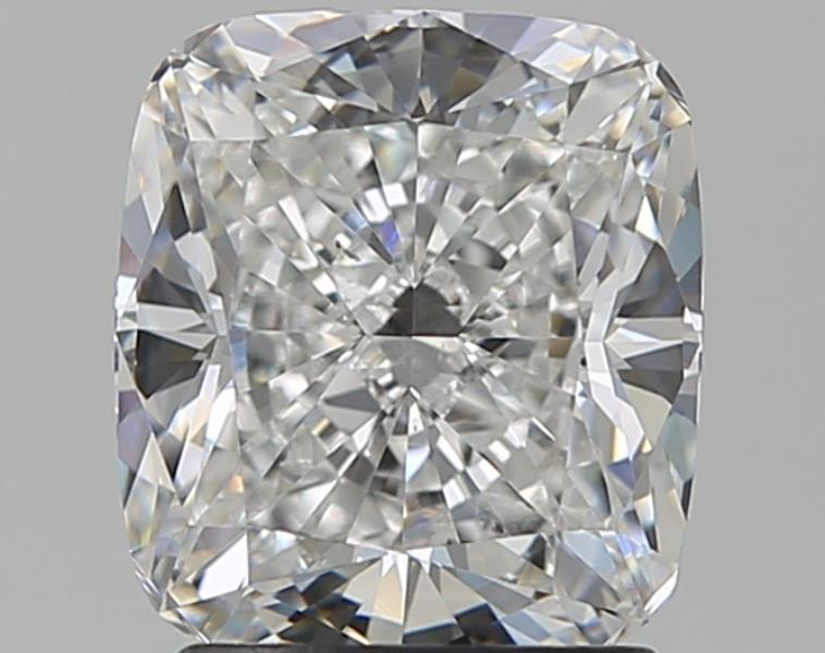 2.00 ct Cushion Cut Diamond : E / SI1