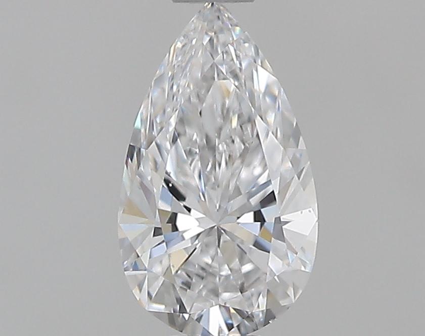 0.45 ct Pear Shape Diamond : D / VS1