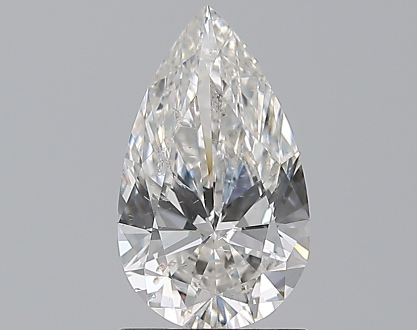 1.00 ct Pear Shape Diamond : G / SI2