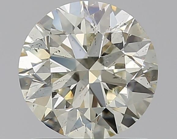1.00 ct Round Diamond : M / SI2