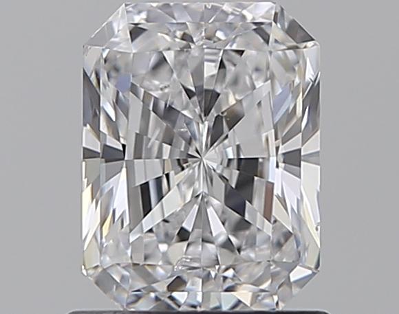 1.01 ct Radiant Diamond : D / SI1