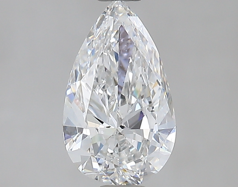 1.00 ct Pear Shape Diamond : E / SI1