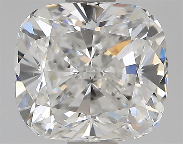 1.31 ct Cushion Cut Diamond : F / SI1