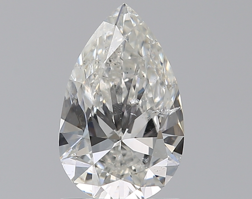 1.00 ct Pear Shape Diamond : G / SI2