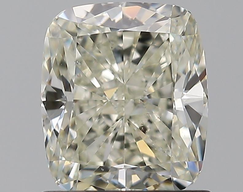 1.00 ct Cushion Cut Diamond : L / SI1