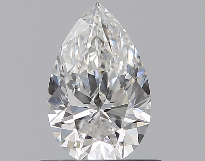 0.51 ct Pear Shape Diamond : F / VS1