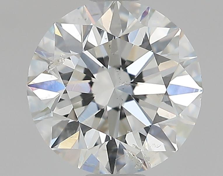 1.40 ct Round Diamond : H / SI2