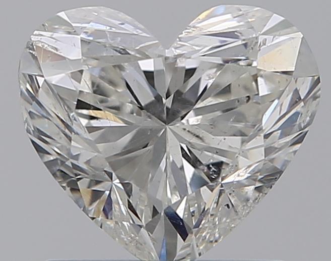 1.00 ct Heart Shape Diamond : I / SI2