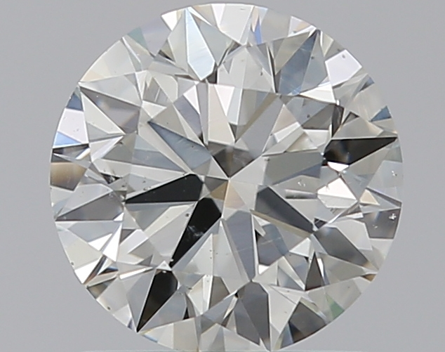 1.05 ct Round Diamond : I / SI1