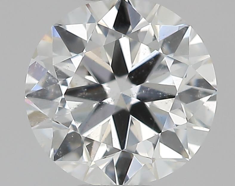 0.70 ct Round Diamond : H / SI2
