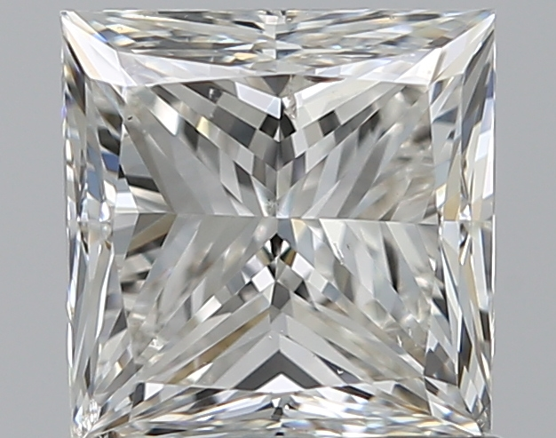 1.00 ct Princess Cut Diamond : I / SI1