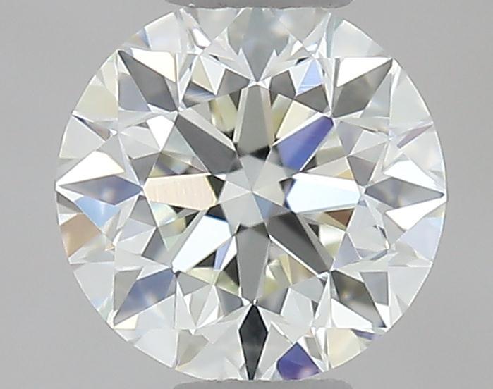 0.40 ct Round Diamond : J / VVS1