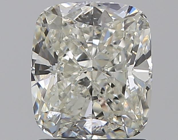 1.50 ct Cushion Cut Diamond : J / SI2